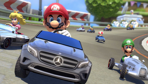 Kartfahren mit Mario: Universal und Nintendo planen gemeinsame Freizeitparks