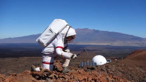 Schon mal ein Date auf dem Mars gehabt?