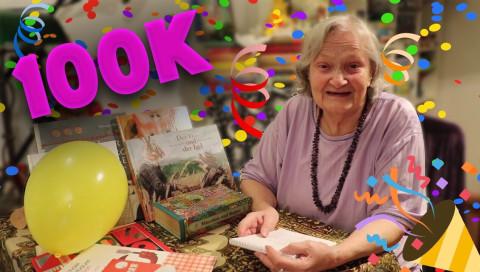 Diese Großmutter hat Tausende Enkel auf Twitch und YouTube