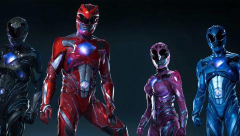 Die Power Rangers kommen zurück ins Kino – bis zu sieben Mal