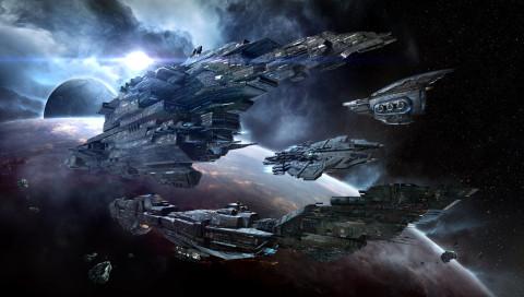 In Eve Online betreiben Gamer echte Wissenschaft