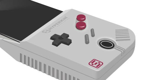 Dieses Gadget macht das iPhone zum Game Boy