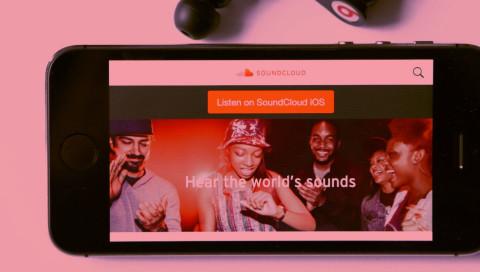 Musik-Streaming: Steht SoundCloud zum Verkauf?