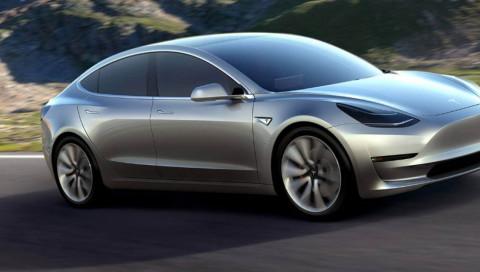 Ab Freitag läuft Teslas Model 3 vom Band