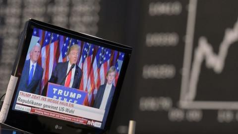 Börsen-Bots versuchen, an Trumps Tweets zu verdienen