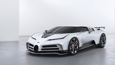 Bugatti Centodieci: Teure Hommage zum 110. Geburtstag