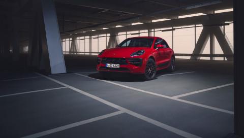 Porsche Macan GTS: Sportliches Update für den Kompakt-SUV