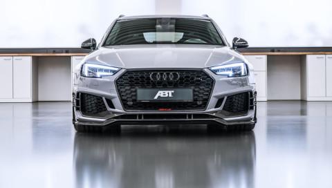Der neue 530-PS-Audi von ABT