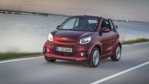 Offene Stromer: 5 E-Cabrios für den Sommer