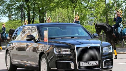 Putins Staatskarosse für alle!