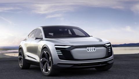 Audi lässt den e-tron nicht sterben!