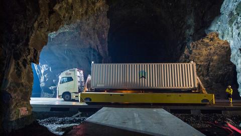 Krypto-Mining in der Kälte: In diesem norwegischen Stollen werden jetzt Bitcoins geschürft