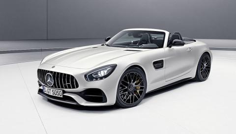 Drei neue Editions-Modelle von Mercedes-AMG