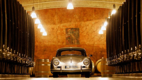 70 Jahre Lust auf Kurven: Unterwegs mit Porsche-Klassikern