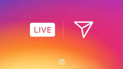 Instagram Stories mit Live-Videos