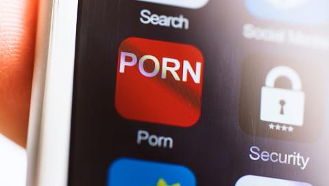 Pornos auf dem Smartphone