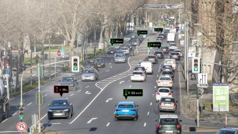 So kommunizieren Autos in Zukunft