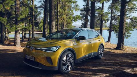 VW ID.4 (2020): Volkswagen präsentiert sein wichtigstes E-Auto