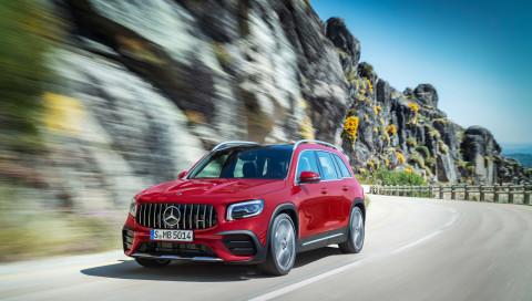 Sportliche Familienkutsche: Das ist der neue AMG-SUV