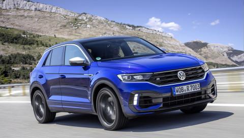 VW T-Roc R: Das ist das neue Kraftpaket von Volkswagen