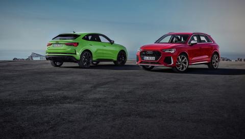 Der neue Audi RS Q3: 400 PS für ein Halleluja
