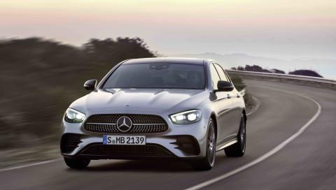 Mercedes-Benz gönnt seiner E-Klasse und AMG-E-Klasse ein Update
