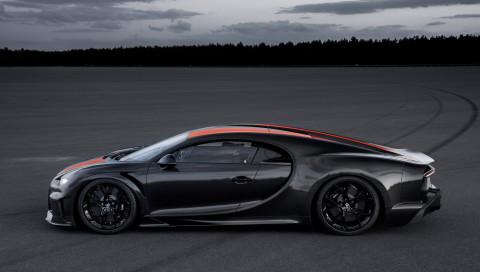 Bugatti baut das schnellste Serienauto mit Straßenzulassung