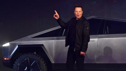 Trotz Aktienflaute: Rekordbestellungen für den Tesla Cybertruck
