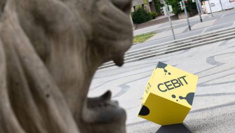 Die CEBIT ist dieses Jahr eine Blockchain-Messe
