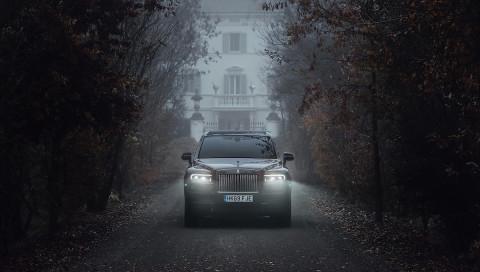 Mehr Luxus geht nicht: Unterwegs im Rolls-Royce Cullinan Black Badge