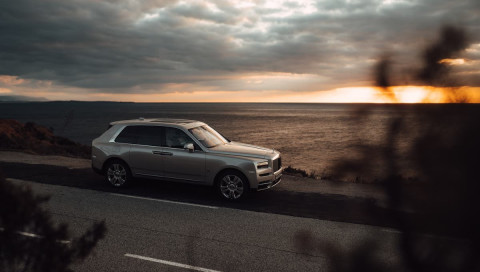 Das ist der Cullinan – Eine Ausfahrt mit dem ersten SUV von Rolls-Royce