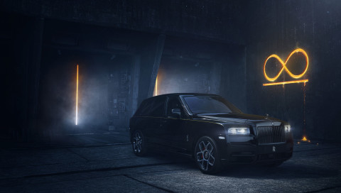 King of the Night: Das ist der neue Rolls-Royce Black Badge Cullinan
