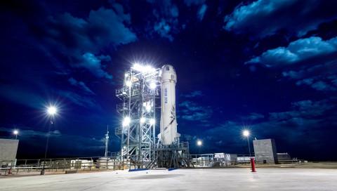 Jeff Bezos' Blue Origin will mit deutschen Raumfahrtunternehmen zum Mond
