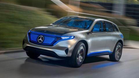 Heute stellt Daimler sein erstes E-Auto vor