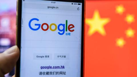 Google hat ein China-Problem