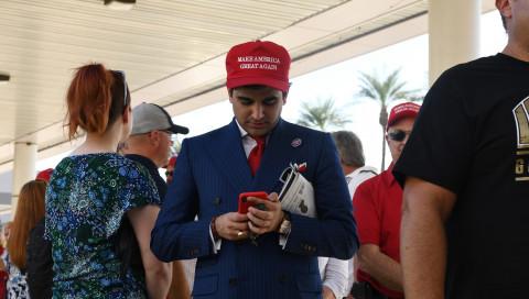 Donald Daters: Eine Dating-App für Trump-Fans hatte ein Datenleck