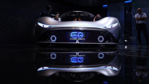 Mercedes-Benz will seine Elektroantriebe in Berlin montieren