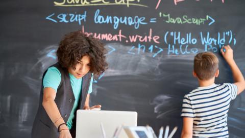 Wie ein Baukasten Teenies das Programmieren beibringen soll