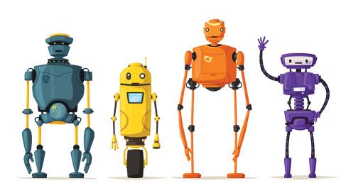 Keine Angst: Die Roboter nehmen uns endlich die Arbeit weg!