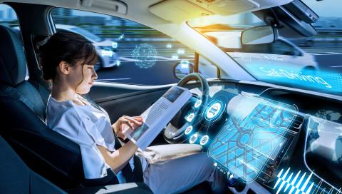 Daimler darf in China selbstfahrende Autos testen