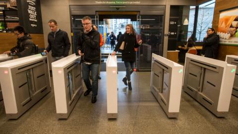 Kassenloses Einkaufen: Amazon will sein KI-System in größeren Läden testen
