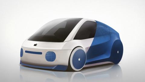 Will Apple jetzt doch wieder ein eigenes Auto bauen?