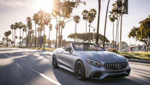 Das sind die zehn besten Cabriolets von Mercedes