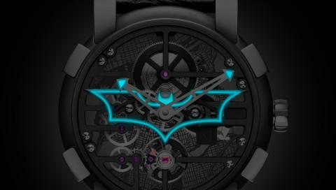 Diese Batman-Uhr kostet 30.000 Euro