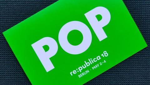 Die re:publica wird zum Volksfest