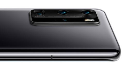 Huawei präsentiert neue Smartphones P40 und P40 Pro