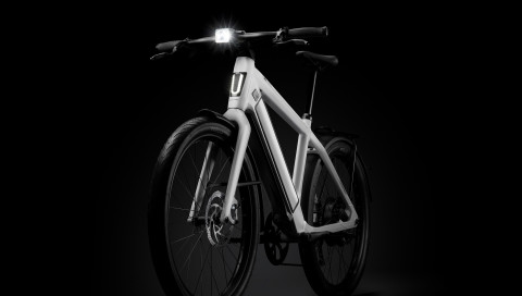 E-Bike Stromer ST3: Radeln wie in Blade Runner