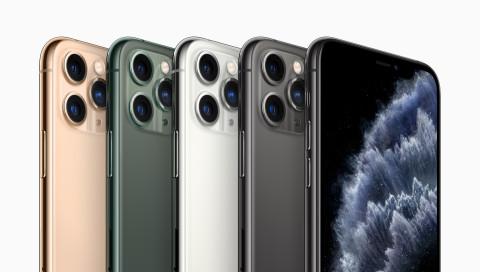 Bye bye, Falthandy - Apple arbeitet an einem ganz neuen Display