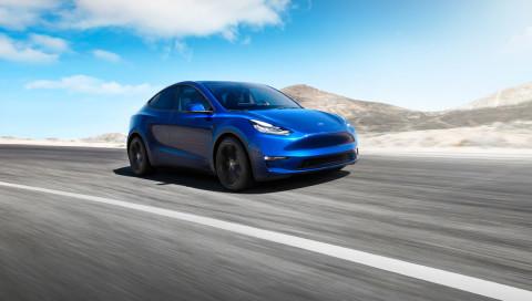 Das Tesla Model Y ist da!
