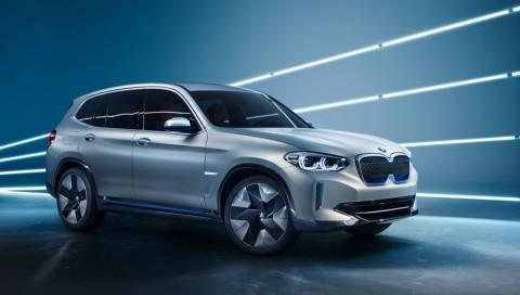 iX3: Das ist der erste Elektro-SUV von BMW